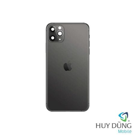Thay vỏ iPhone 11 Pro đen