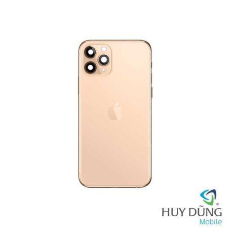 Thay vỏ iPhone 11 Pro vàng