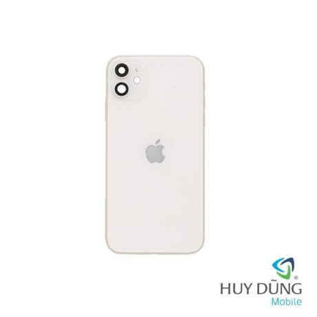 Thay vỏ iPhone 11 trắng