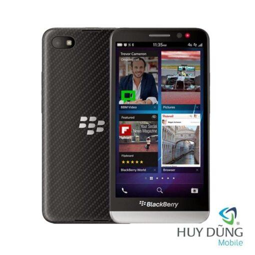 Thay mặt kính BlackBerry Z30
