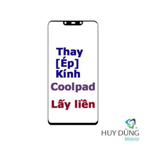 Thay mặt kính Coolpad Note 6