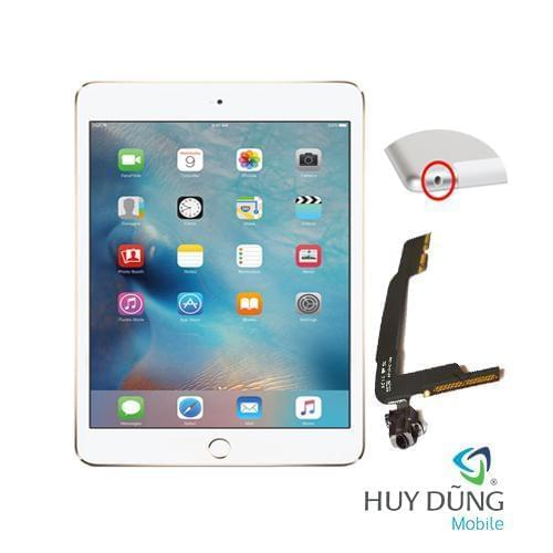 Thay jack tai nghe iPad Gen 6