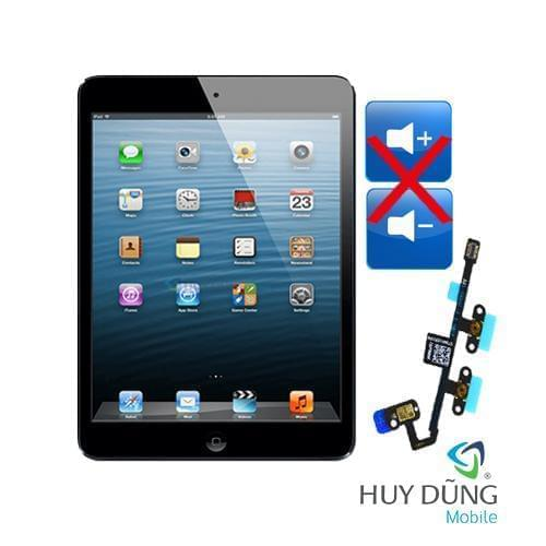 Thay dây âm lượng iPad Mini 5
