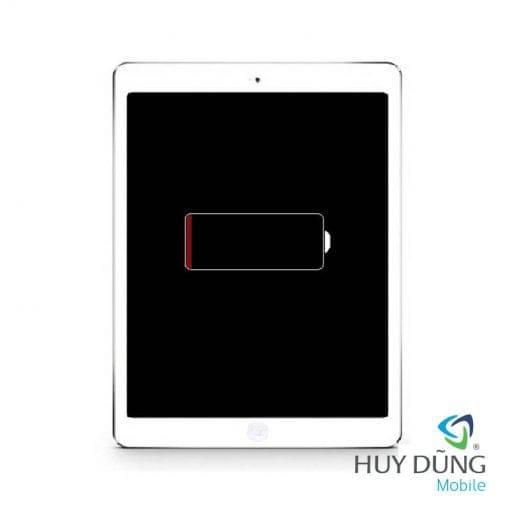Sửa hao nguồn iPad
