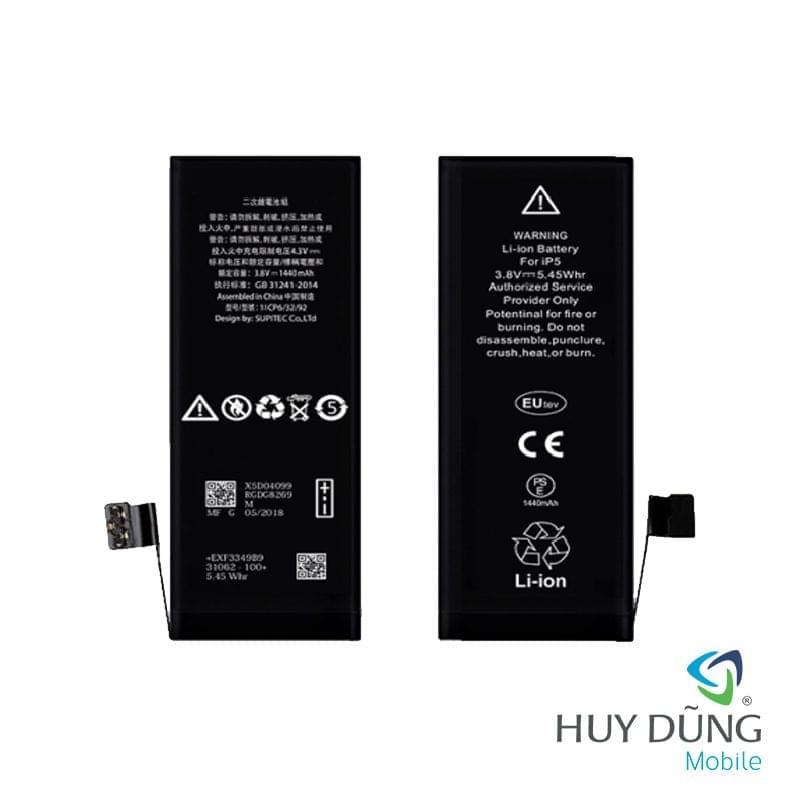 Thay pin iPhone 5
