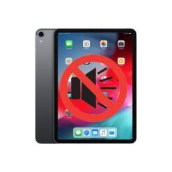 Sửa iPad mất âm thanh