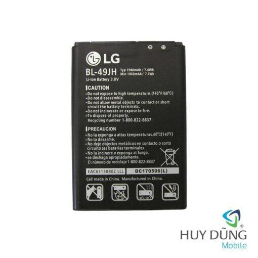 Thay pin LG Aristo 2