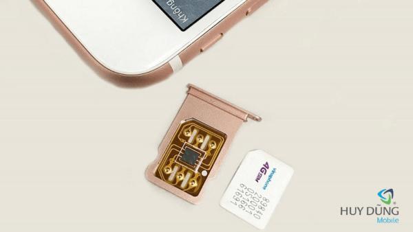 lỗi iPhone dùng sim ghép