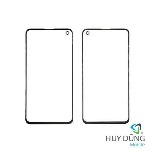 Thay mặt kính Samsung S10 lite