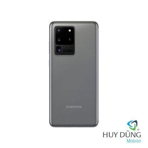 Thay nắp lưng Samsung Galaxy S20 Ultra