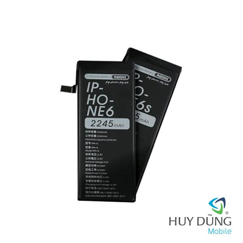Thay pin iPhone 6 dung lượng cao Remax 2245mAh