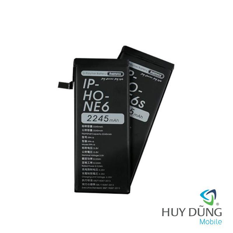 Thay pin iPhone 6s dung lượng cao Remax 2245mAh