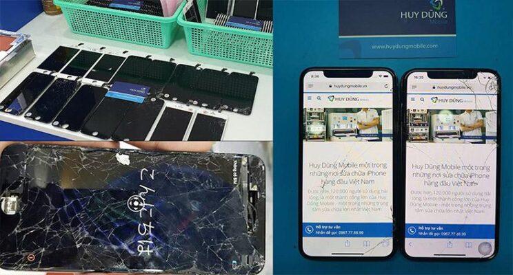 3 điểm cần lưu ý khi thay mặt kính màn hình điện thoại iPhone