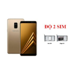 Độ 1 sim thành 2 sim điện thoại Samsung Galaxy