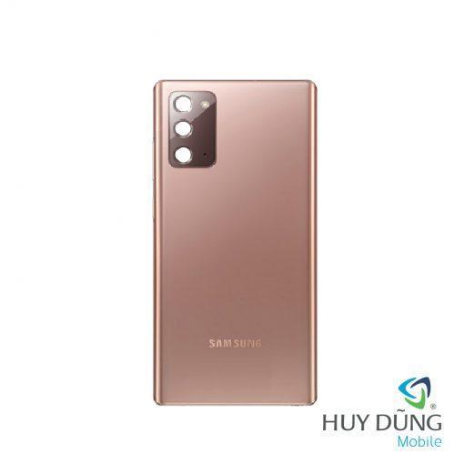 Thay nắp lưng Samsung Galaxy Note 20