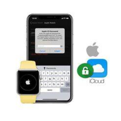 Mở Khóa icloud Apple Watch