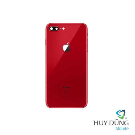Độ vỏ iPhone 6 Plus lên iPhone 8 Plus trắng đỏ