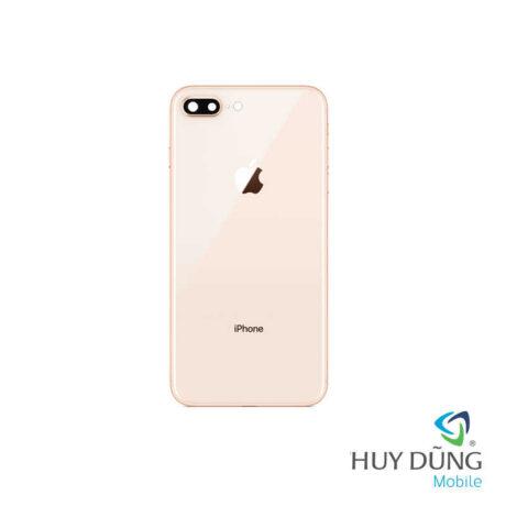 Độ vỏ iPhone 6 Plus lên iPhone 8 Plus vàng
