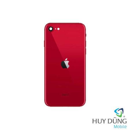 Độ vỏ iPhone 6s lên iPhone 8 đỏ