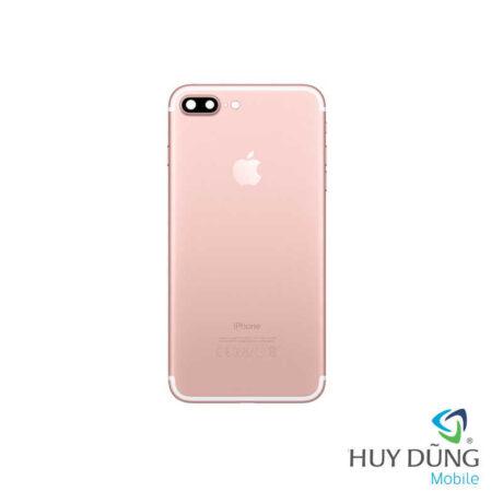 Độ vỏ iPhone 6s Plus lên iPhone 7 Plus vàng hồng
