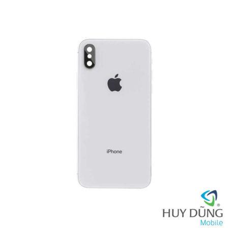 Độ vỏ iPhone 7 lên iPhone X trắng