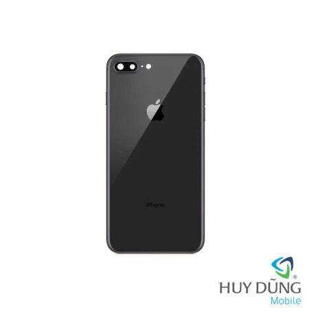 Độ vỏ iPhone 7 Plus lên iPhone 8 Plus đen