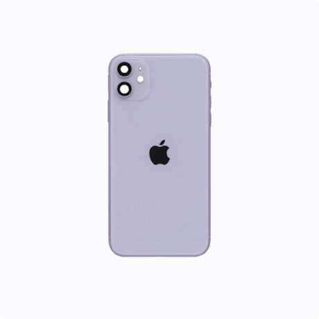 Độ vỏ iPhone Xr lên iPhone 11