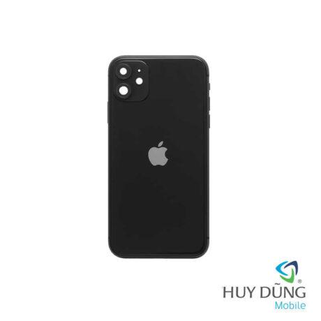 Độ vỏ iPhone Xr lên iPhone 11 đen