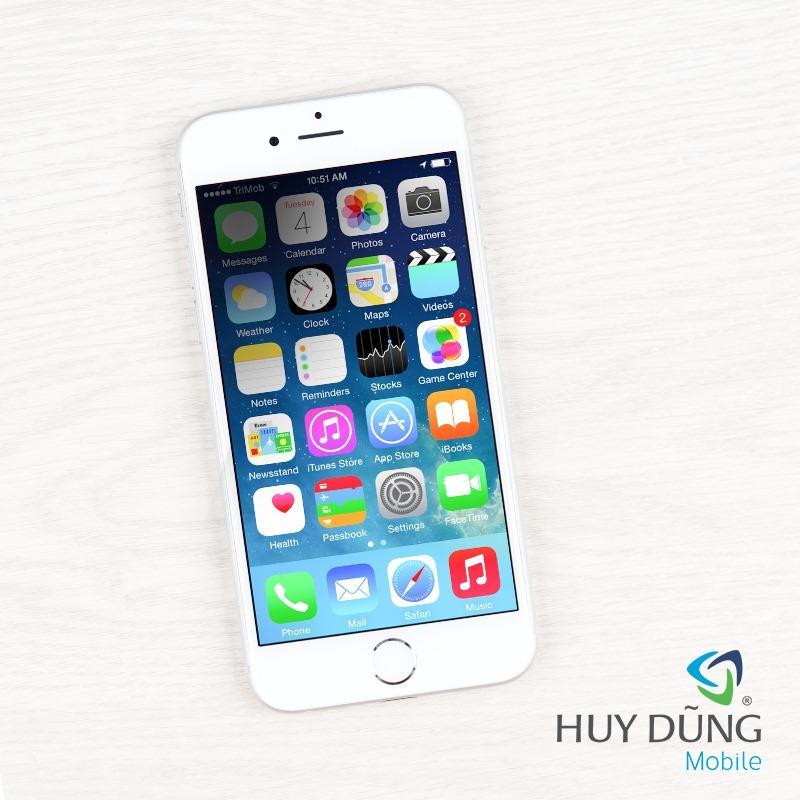 Sửa iPhone 6s Plus mất đèn màn hình