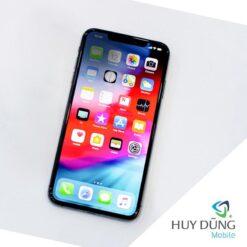 Sửa iPhone X mất đèn màn hình