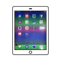 Sửa iPad bị nhòe màu màn hình
