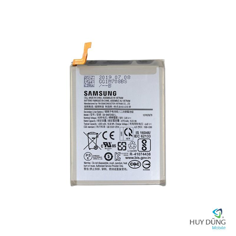 Thay pin Samsung A71