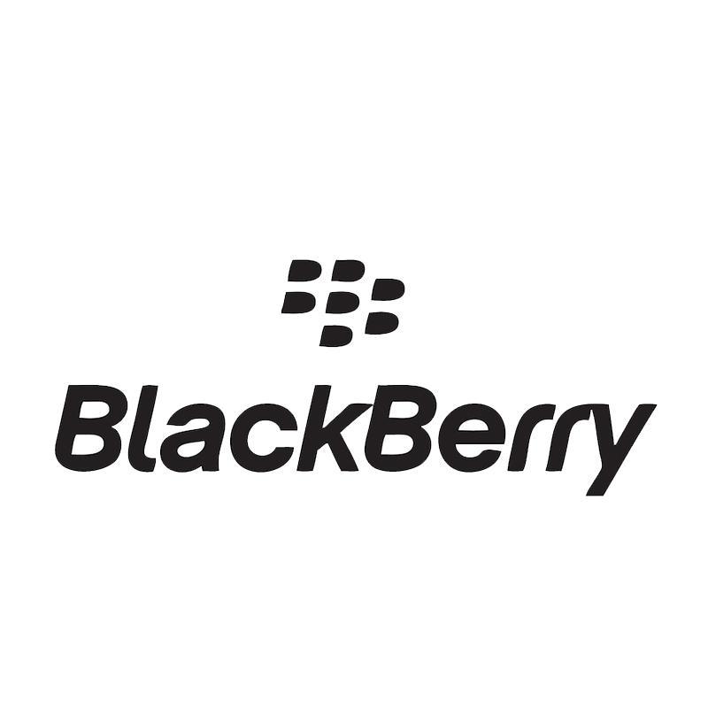 Thay kính blackberry