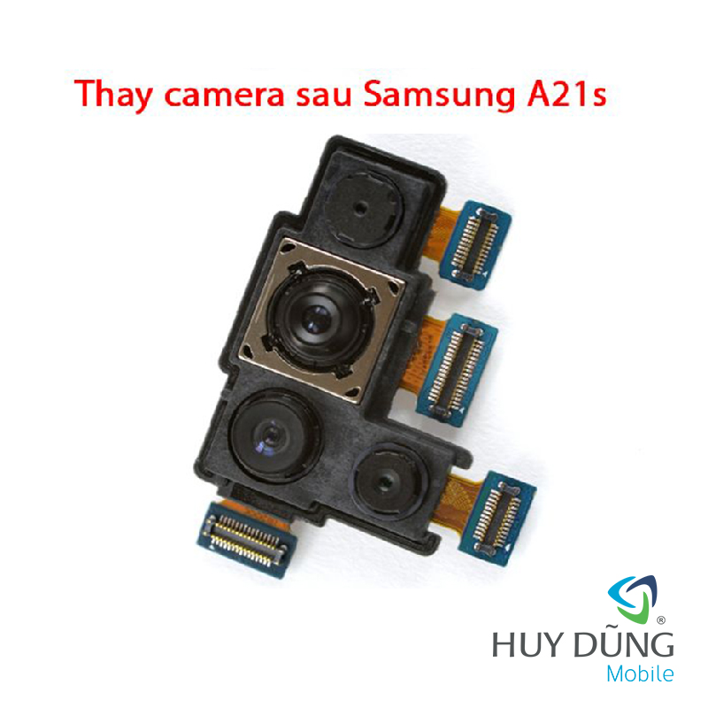 Thay camera sau Samsung A21s