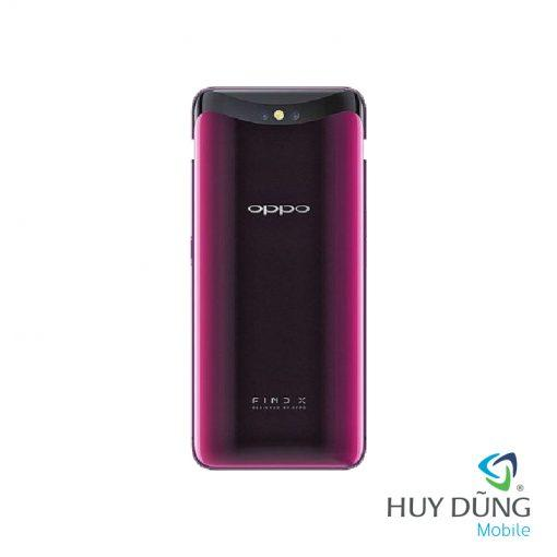 Thay nắp lưng Oppo Find X