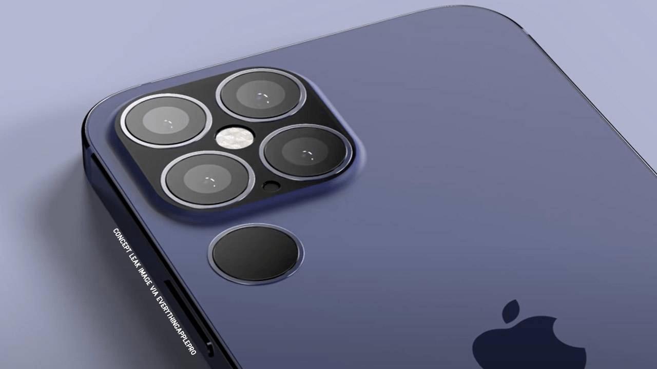 Camera iPhone 12 được nâng cấp vượt bậc