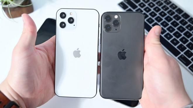 Hình minh họa iPhone 12