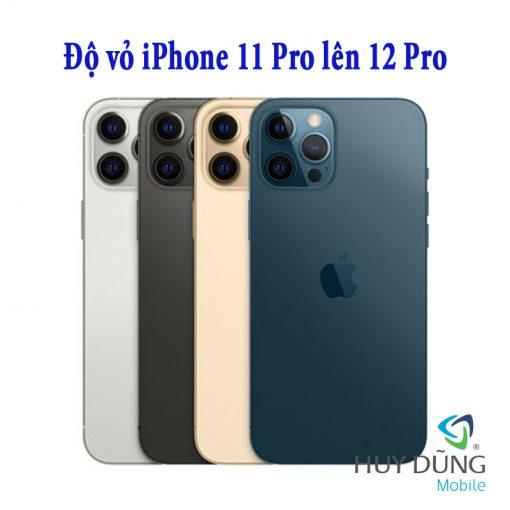 Độ vỏ iPhone 11 Pro lên iPhone 12 Pro