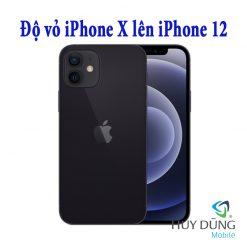 Độ vỏ iPhone X lên iPhone 12