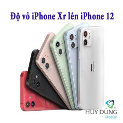 Độ vỏ iPhone Xr lên iPhone 12