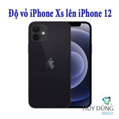 Độ vỏ iPhone Xs lên iPhone 12