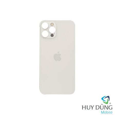 thay kính lưng iphone 12 pro max vàng