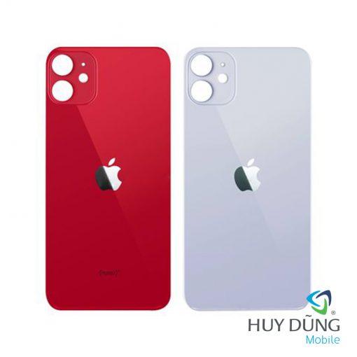 Thay kính lưng iPhone 12