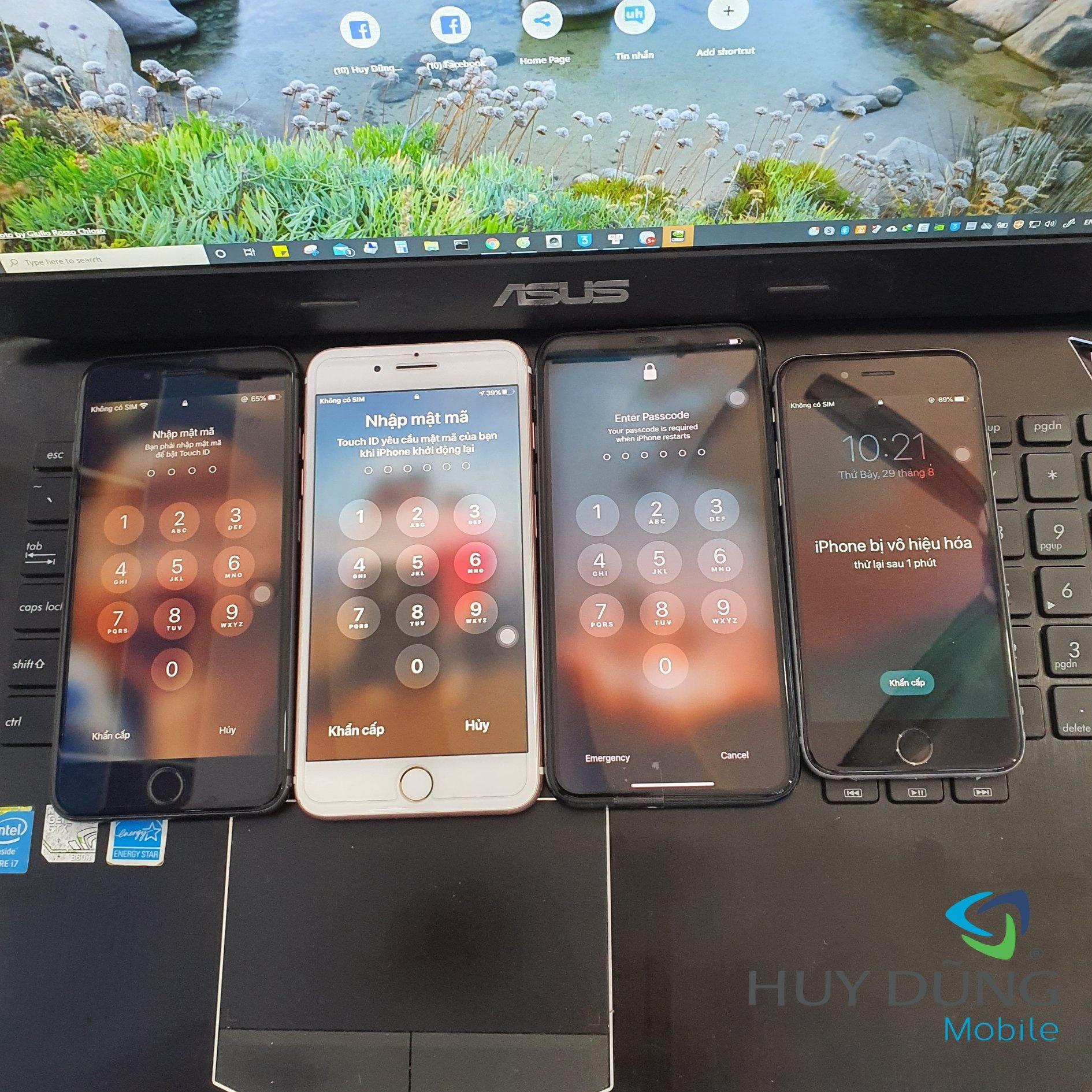 Hình ảnh iPhone by pass