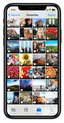 Lưu trữ ảnh trên iCloud