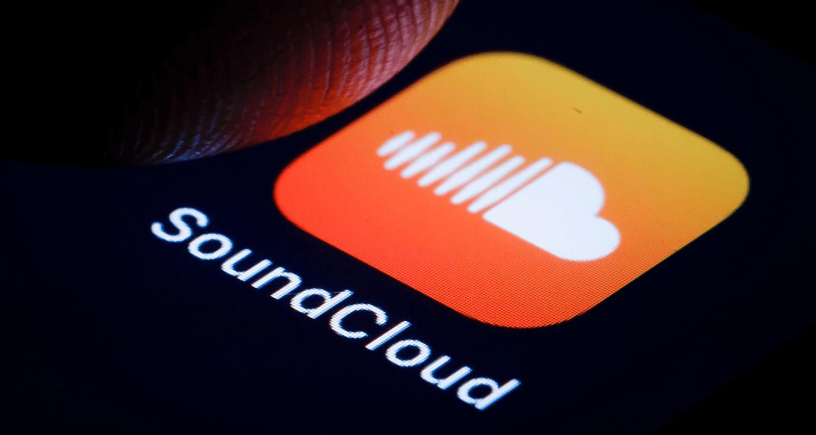 ứng dụng SoundCloud