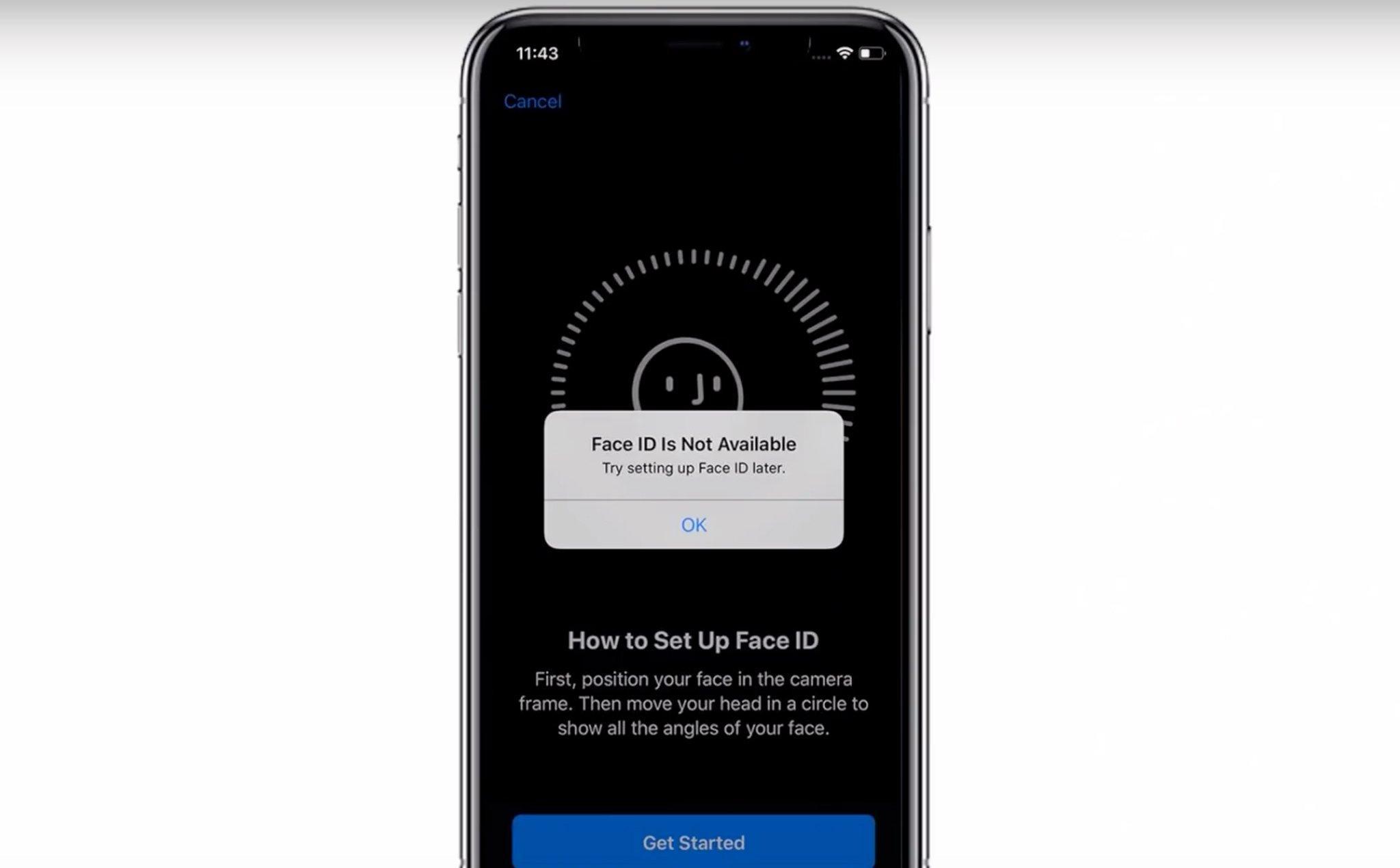 Cách khắc phục lỗi Face ID trên iPhone 11 Pro Max