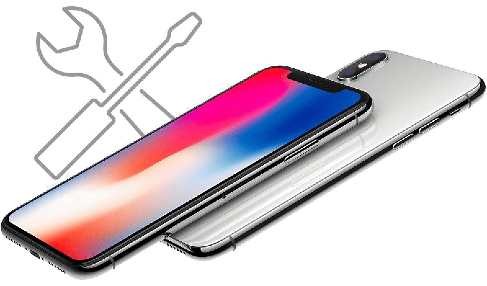 Sự cố sọc màn hình iPhone X có thể cần sự giúp đỡ của chuyên gia
