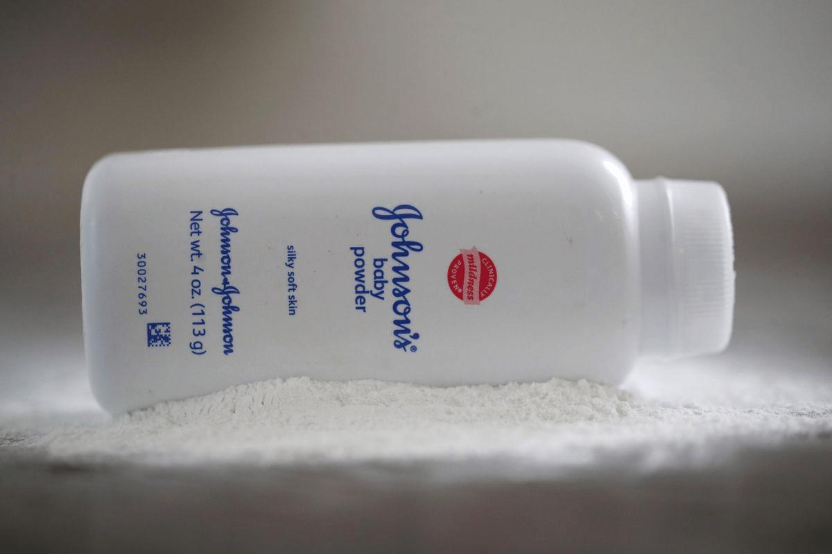 Baby Powder (Phấn rôm trẻ em)