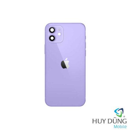 Thay vỏ iPhone 12 Mini tím
